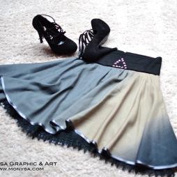 UPTRIAL skirt